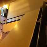 Escalier pour la mezzanine