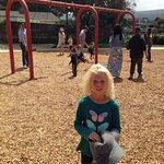 swings at park
