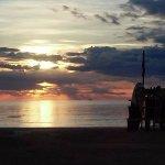 Sunset at Beaches