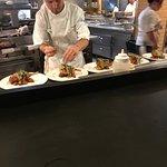 Plating Pork Chops
