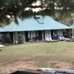 Our Muri Beachcomber accommodation and it's fabulous location!