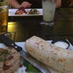 Tacos et burrito