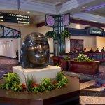 Great Cedar Hotel Lobby
