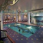 Great Cedar Hotel Indoor Pool