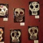 Sugar skull paintings for sale