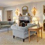Princess Diana Living Room