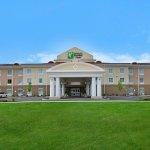 Foto de Holiday Inn Express Hotel & Suites Utica