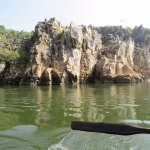 Photo de Marble Rocks at Bhedaghat