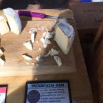 Delicious cheese from Sweet Rowan Farmstead