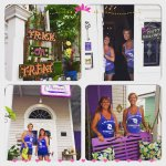 We are ready for Halloween  Key West strong💜