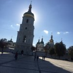 Great visit to St Sophia Cathedral
