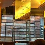 Brasserie du Grand Café de l'Opéra Foto
