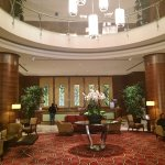 Hotel lobby and reception