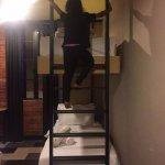 Quad room-bunk bed