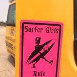 Surfer Girls rule!