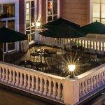 Balcony Bar - Villa Rosa Kempinski