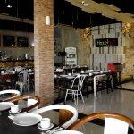 Interior Hazelnut Resto & Koffie Semarang