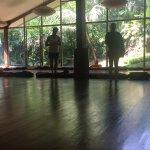 Yoga barn studio