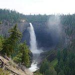 Der Helmcken Wasserfall