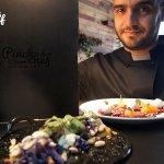 Pinche& Chef  enfoque en el diseño y amor por la gastronomía, Chef Daniel López