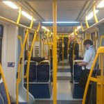 Tram ride back to Starr Gate
