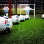 Can you Score at Skill Zone Soccer Zone?