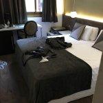 Moderno Hotel Bcn Foto