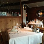 quietly elegant dining at Nepheles