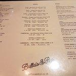 Beers at Buffalo & Rye