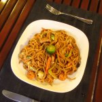 Pancit Guisado of the Strand