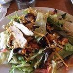 Caribbean Ck Salad