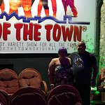 Talk of the Town resmi