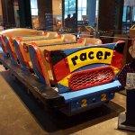 Kennywood Racer Roller Coaster