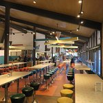 cafeteria interior