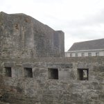 From inside Athlone Castle
