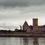 Photo of Inchcolm Abbey and Island