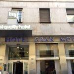 Foto de Best Quality Hotel Gran Mogol
