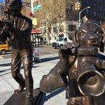 Art work, Greenwich Village, New York