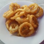 Great Onion Rings!!!!