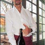 Our wine steward