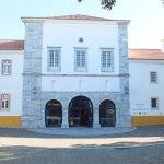 Main entrance to pousada