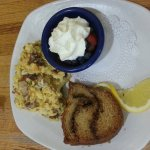 Foto van Manna Cafe & Bakery