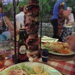 Mixed grill kebab yum yum