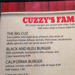 Bilde fra Cuzzy's