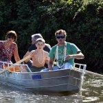 la barque de La Milonga
