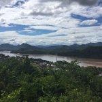 Mount Phousi Foto