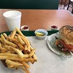 Char-Hut Burger