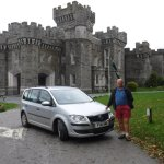 4th October 2017 in front of Wray Castle.