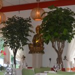 Monsun - a serene atmosphere where the Buddha meditates!