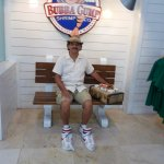 Photo of Bubba Gump